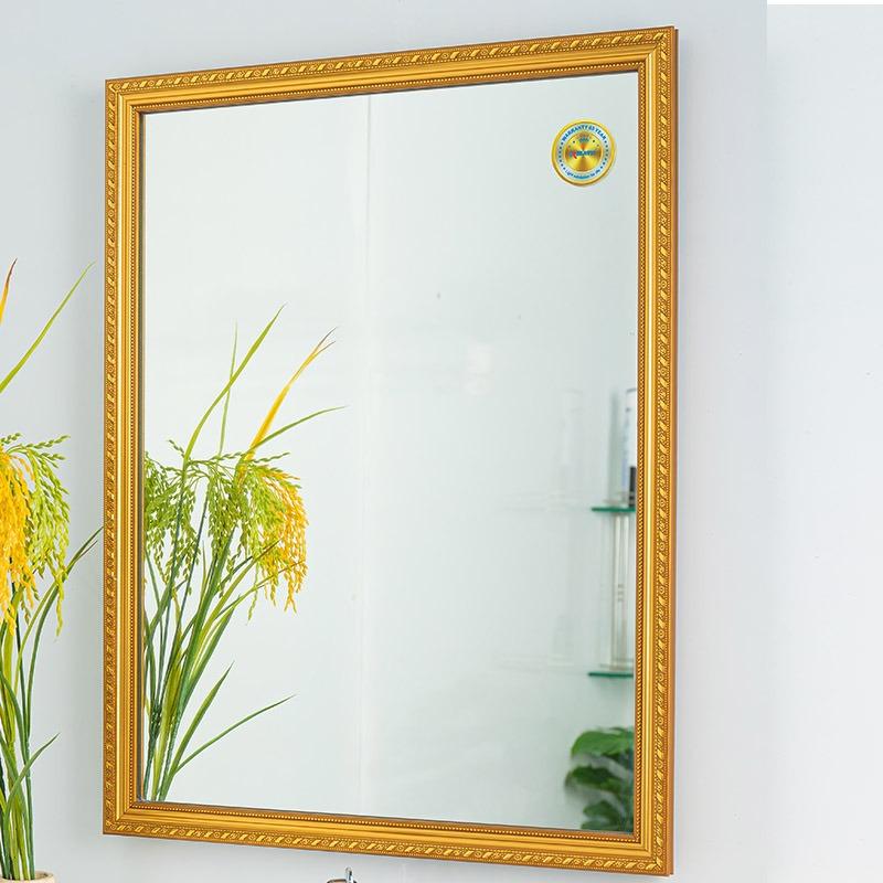 gương mạ vàng