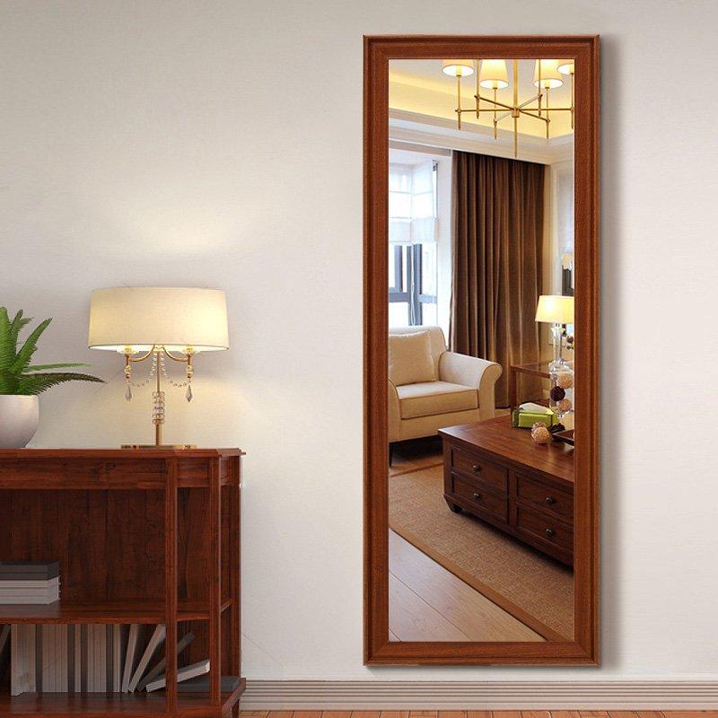 gương toàn thân treo phòng khách