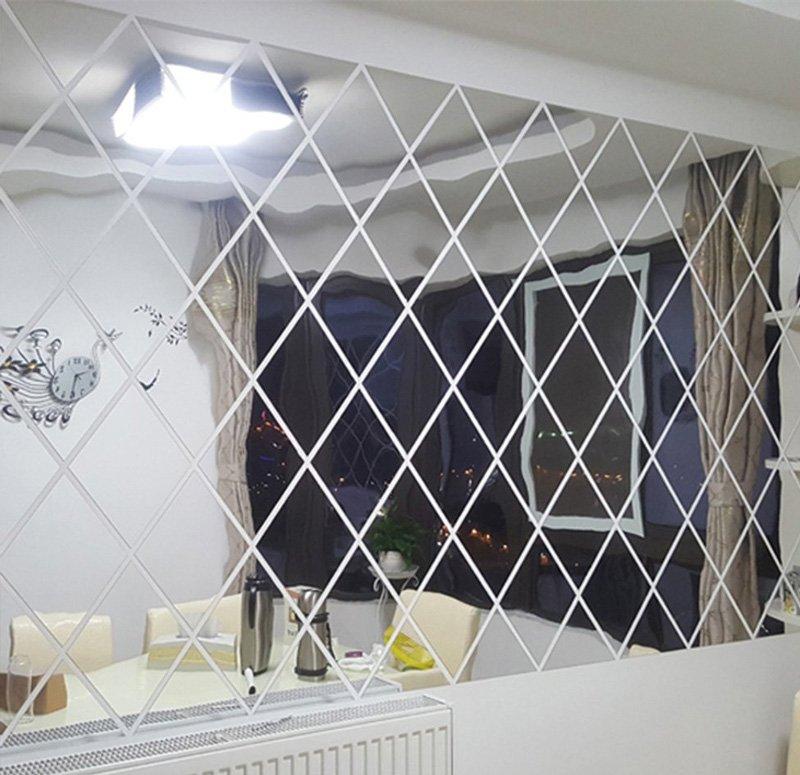 kính dán tường nhà tắm