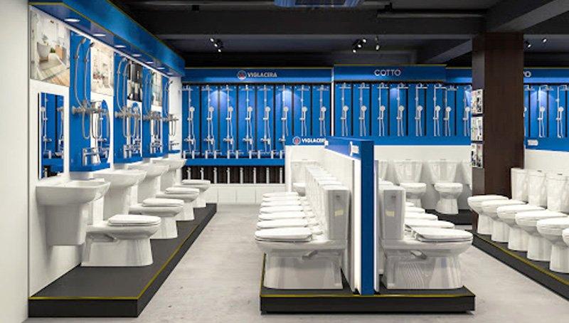 phụ kiện nhà tắm viglacera