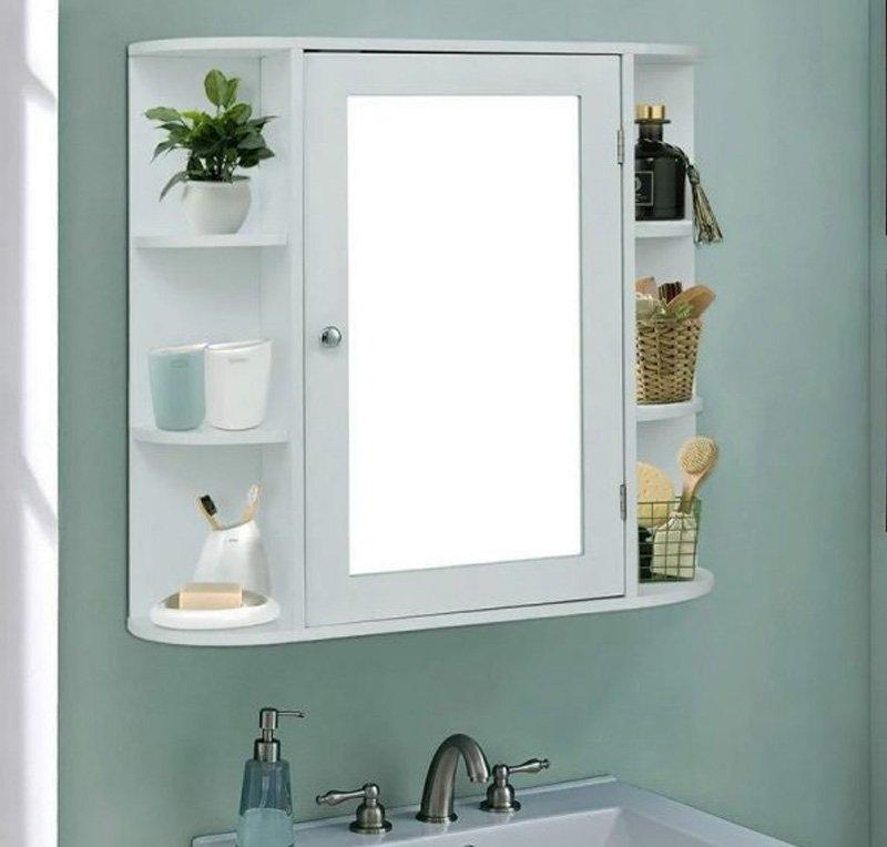 tủ gương treo phòng tắm