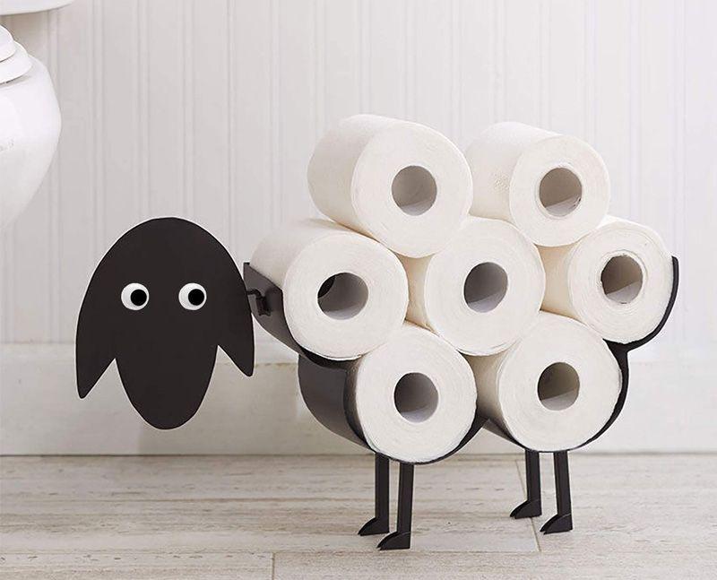 đồ đựng giấy vệ sinh đẹp