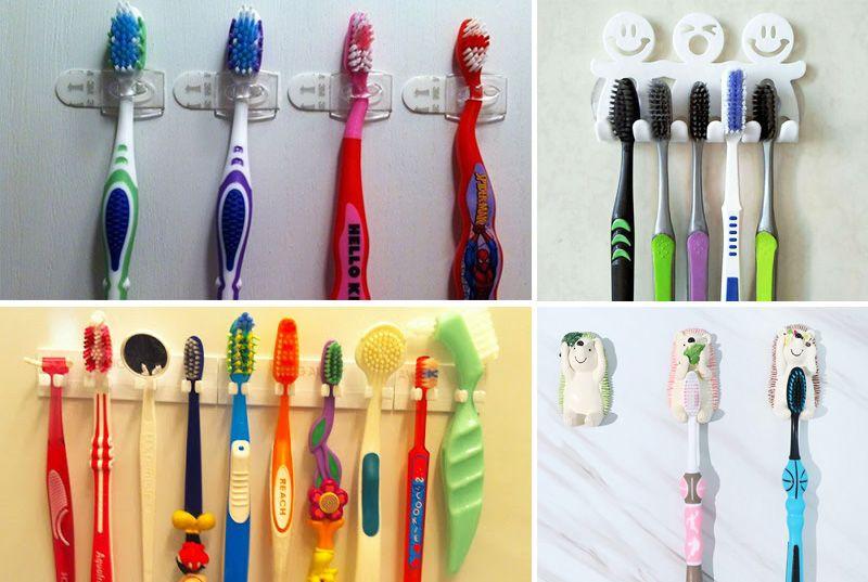 dụng cụ đựng bàn chải đánh răng