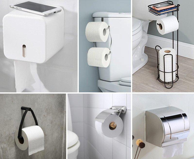 dụng cụ treo giấy vệ sinh
