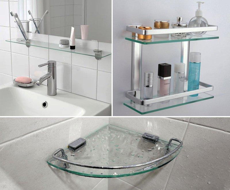 kệ kính phòng tắm