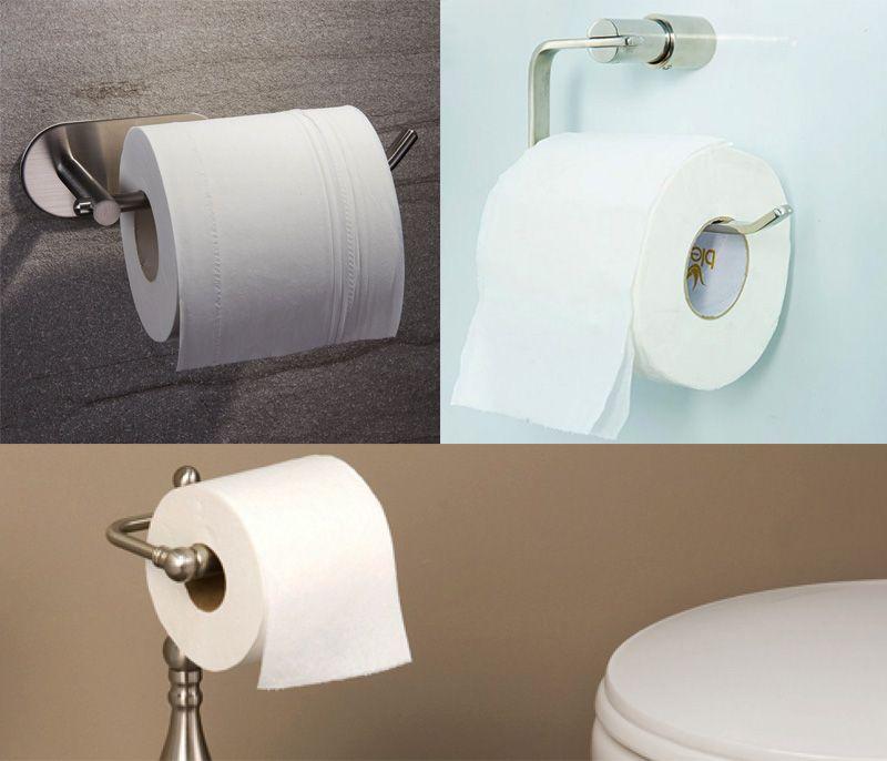 móc inox treo giấy vệ sinh