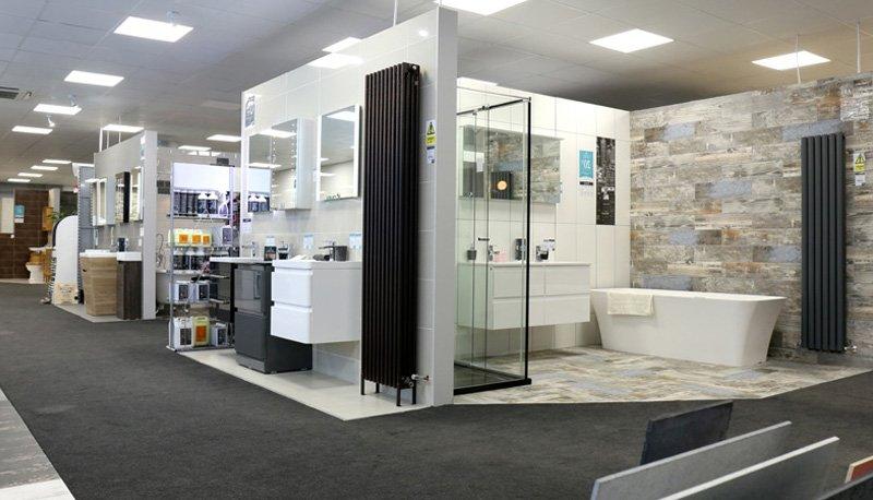 showroom thiết bị vệ sinh kibath