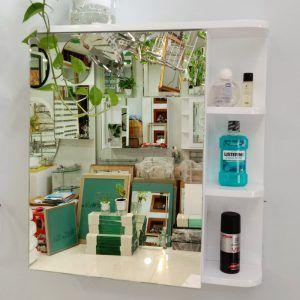 Tủ Gương Nhà Tắm Thông Minh