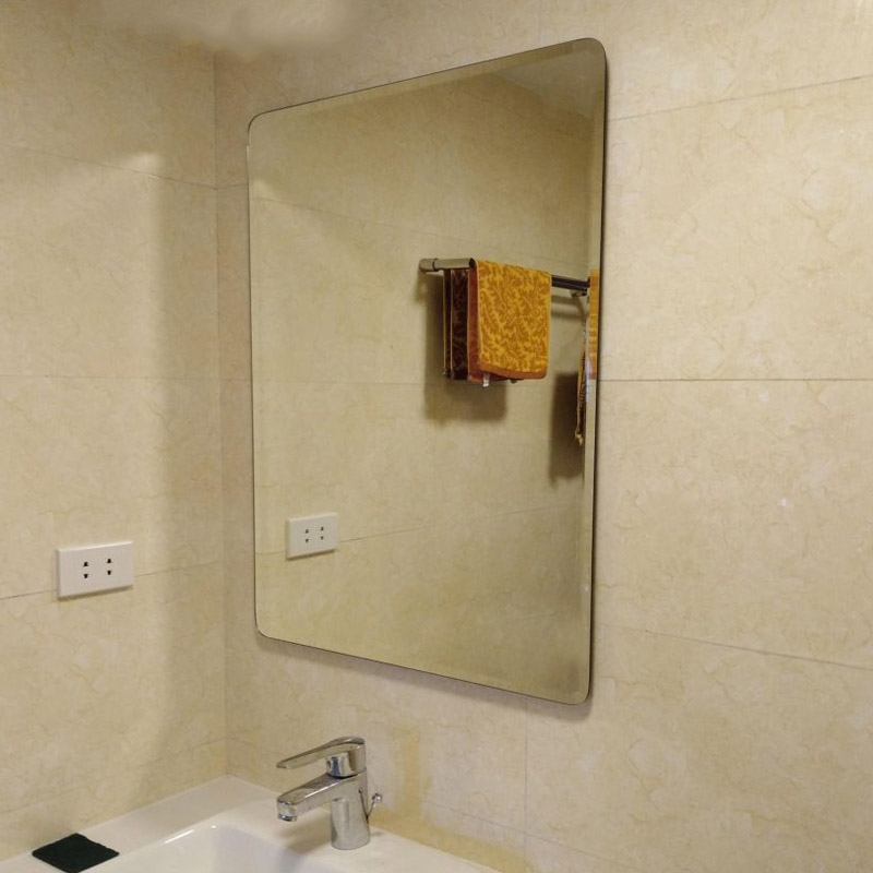 gương đèn led nhà tắm