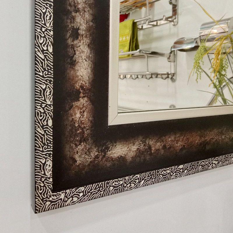 gương phòng tắm màu đen