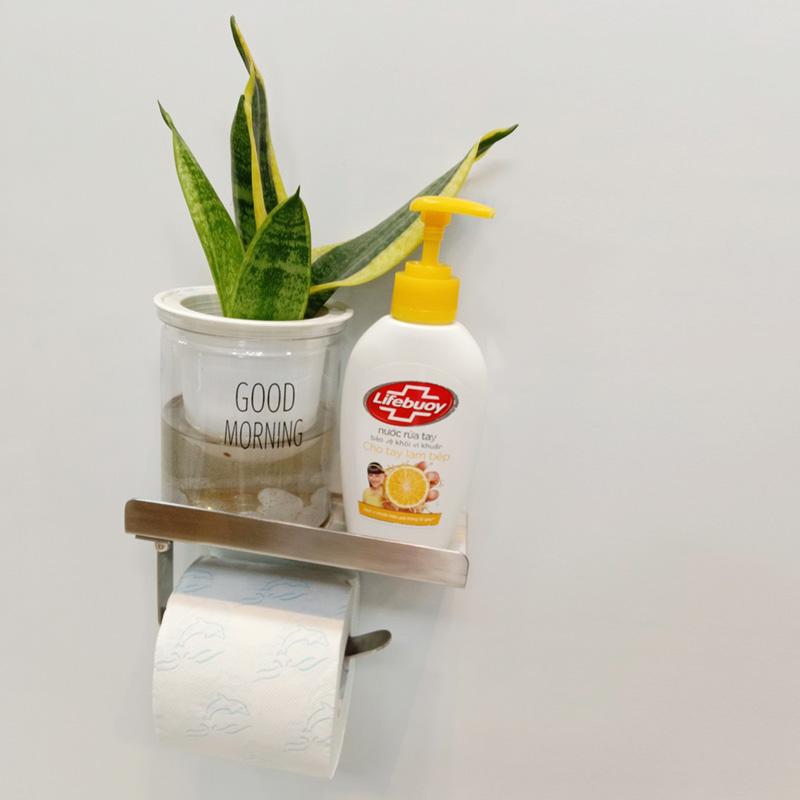 kệ để giấy vệ sinh thông minh