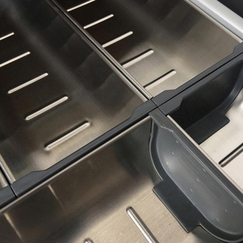 khay chia tủ bếp