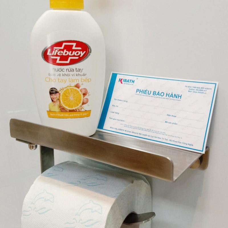 móc để giấy vệ sinh inox 304