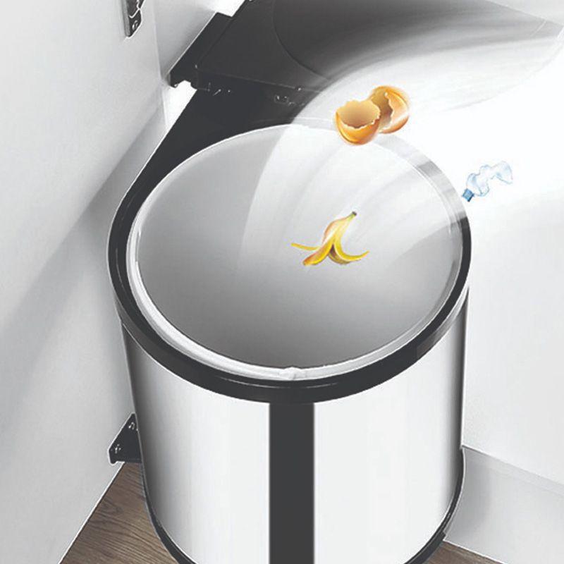 thùng rác gắn tủ bếp