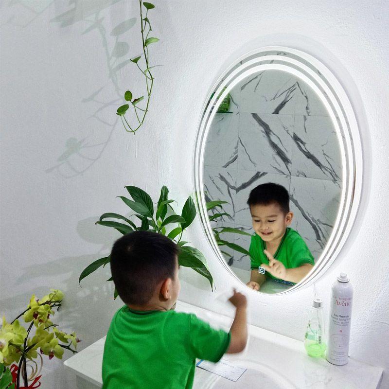gương đèn led giá rẻ